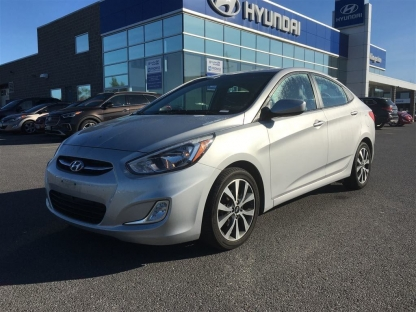 2017 Hyundai Accent SE *Certified Pre-Owned Rates From 1.9%* at Kingston Hyundai in Kingston, Ontario