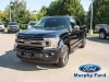 2018 Ford F-150 FX4  SuperCrew 4X4