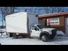 2011 Ford F-550 XL 4X4 6.7L Diesel 16' Cube - Low Kms! For Sale in Elginburg, ON