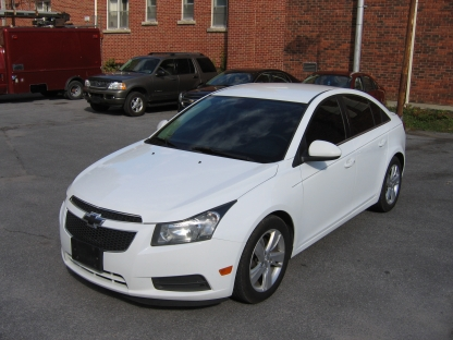 2014 Chevrolet Cruze LT Diesel at Clancy Motors in Kingston, Ontario