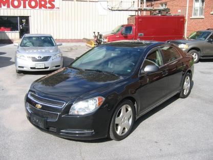 2010 Chevrolet Malibu LT Platinum 3.6 at Clancy Motors in Kingston, Ontario