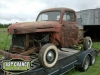 1950 Ford F1 Pick Up Short Box 2 Wheel Drive