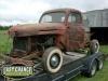 1950 Ford F1 Pick Up Short Box 2 Wheel Drive