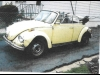 1973 Volkswagen Beetle Convertible Super Beetle