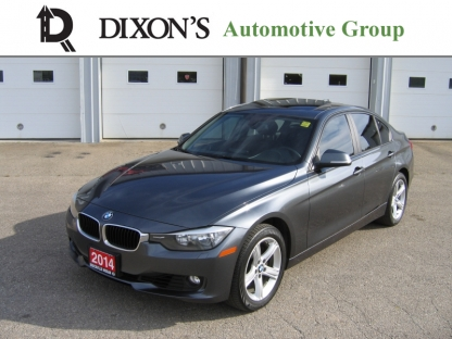 2014 BMW 328xi xDrive AWD at Dixon's Automotive Kingston in Kingston, Ontario