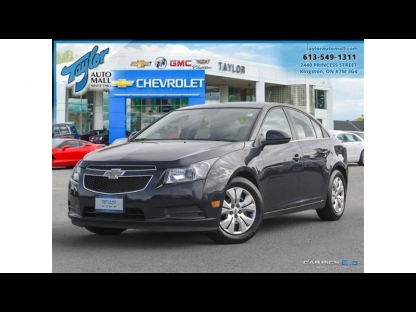 2014 Chevrolet Cruze 1LT at Taylor Auto Mall in Kingston, Ontario