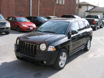 2007 Jeep Compass at Clancy Motors in Kingston, Ontario