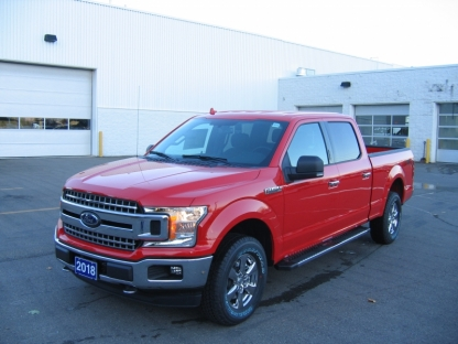 2018 Ford F-150 XLT XTR SuperCrew 4x4 at A&B Ford in Perth, Ontario