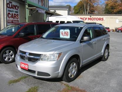 2010 Dodge Journey at Clancy Motors in Kingston, Ontario