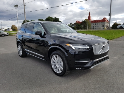 2018 Volvo XC90 T6 Inscription at Van Herpt Volvo in Kingston, Ontario
