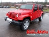 2012 Jeep Wrangler Unlimited Sahara 4X4