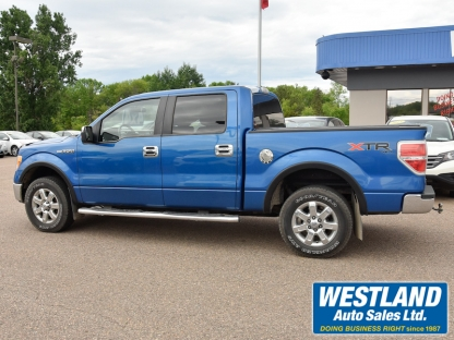 2011 Ford F-150 XTR Super Crew 4X4 at Westland Auto Sales in Pembroke, Ontario