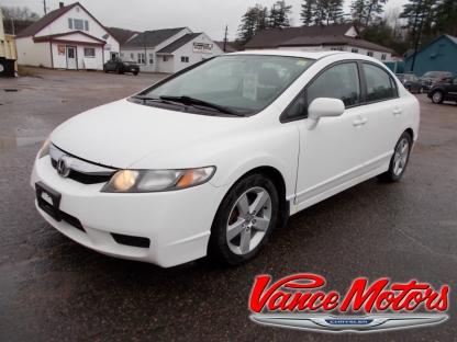 2010 Honda Civic EX at Vance Motors in Bancroft, Ontario
