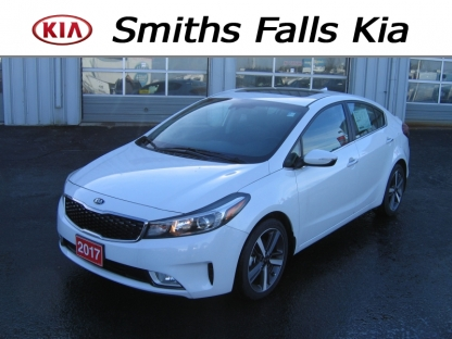 2017 KIA Forte SX at Smiths Falls Kia in Smiths Falls, Ontario