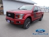 2018 Ford F-150 Sport SuperCrew 4X4