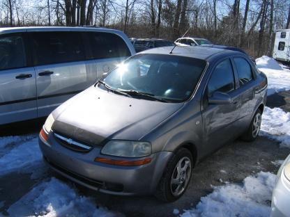 2006 Chevrolet Aveo LT at Tom Pirie Motor Sales in Smiths Falls, Ontario