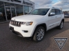 2017 Jeep Grand Cherokee Limited 4x4 For Sale Near Perth, Ontario