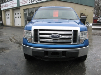 2012 Ford F-150 XLT 4X4 EXTENDED CAB at O'Neil's Auto Sales in Odessa, Ontario