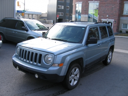 2013 Jeep Patriot North 4x4 at Clancy Motors in Kingston, Ontario