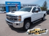 2018 Chevrolet Silverado 2500 HD LTZ Crew Cab 4X4 Diesel For Sale in Renfrew, ON