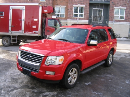 2010 Ford Explorer 4x4 at Clancy Motors in Kingston, Ontario