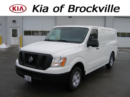 2017 Nissan NV2500 Cargo Van at Kia of Brockville in Brockville, Ontario