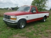 1992 Ford F-150 XLT Regular Cab 2WD