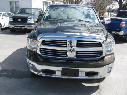 2013 RAM 1500 Big Horn CREW CAB 4x4 Hemi at O'Neil's Auto Sales in Odessa, Ontario