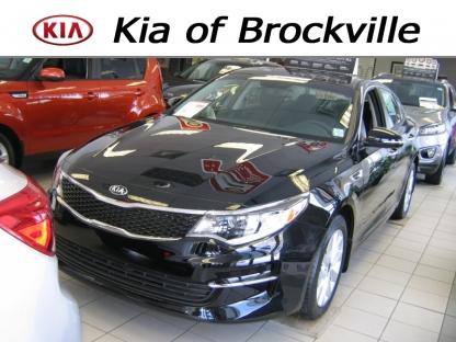 2017 KIA Optima LX+ at Kia of Brockville in Brockville, Ontario