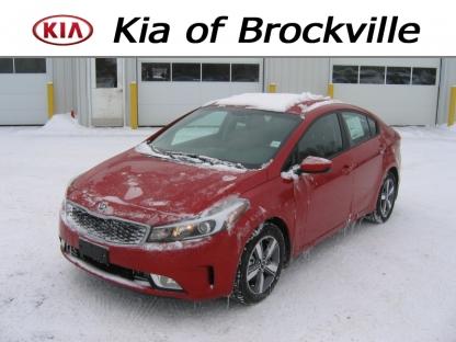 2018 KIA Forte LX+ at Kia of Brockville in Brockville, Ontario