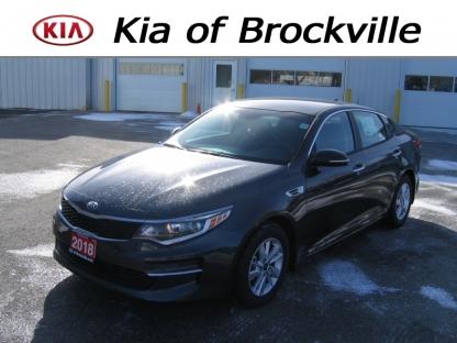 2018 KIA Optima LX at Kia of Brockville in Brockville, Ontario