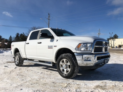 2017 RAM 2500 Slt 4x4....bluetooth*backup Cam*nav! at Vance Motors in Bancroft, Ontario