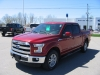2015 Ford F-150 Lariat SuperCrew 4x4