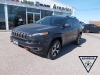 2016 Jeep Cherokee Trailhawk 4x4 For Sale Near Smiths Falls, Ontario