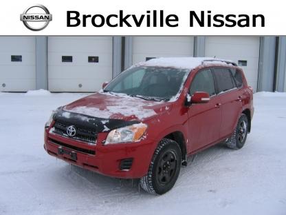 2012 Toyota RAV4 at Brockville Nissan in Brockville, Ontario