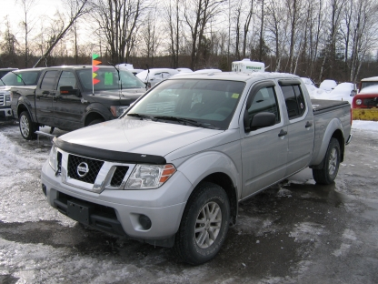 2014 Nissan Frontier SV Crew Cab 4x4 at Tom Pirie Motor Sales in Smiths Falls, Ontario