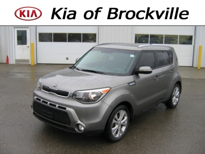 2015 KIA Soul EX at Kia of Brockville in Brockville, Ontario