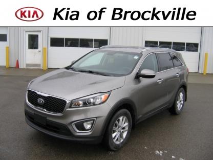 2016 KIA Sorento LX AWD at Kia of Brockville in Brockville, Ontario