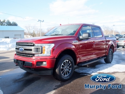 2018 Ford F-150 FX4 Super Crew Off Road at Murphy Ford in Pembroke, Ontario