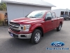 2018 Ford F-150 XLT Super Cab 4X4