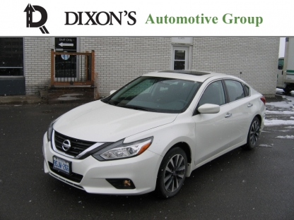 2016 Nissan Altima SV at Dixon's Automotive Kingston in Kingston, Ontario