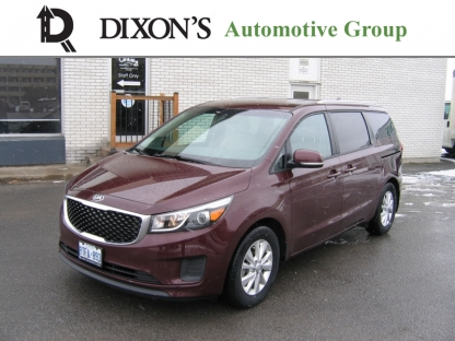 2018 KIA Sedona LX 8Passenger at Dixon's Automotive Kingston in Kingston, Ontario