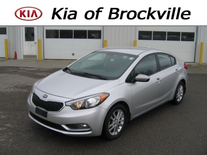 2014 KIA Forte LX at Kia of Brockville in Brockville, Ontario