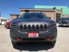 2019 Jeep New Cherokee Trailhawk 4x4....bluetooth*leather*nav! For Sale in Bancroft, ON