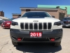 2019 Jeep New Cherokee Trailhawk 4x4....bluetooth*leather*nav!
