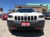 2019 Jeep New Cherokee Trailhawk 4x4....bluetooth*leather*nav!