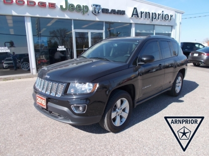 2016 Jeep Compass High Altitude 4X4 at Arnprior Chrysler in Arnprior, Ontario