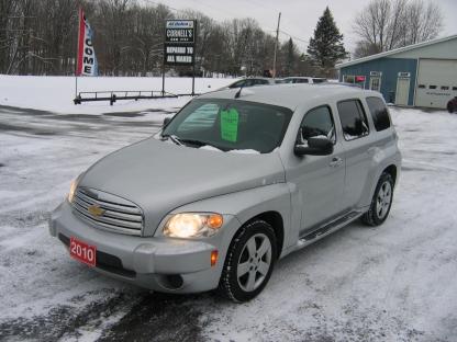 2010 Chevrolet HHR at Cornell's Auto Sales in Wilton, Ontario