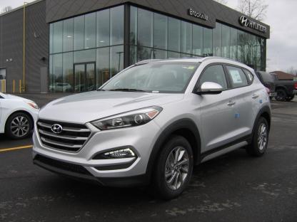 2018 Hyundai Tucson GLS Premium AWD at Brockville Hyundai in Brockville, Ontario