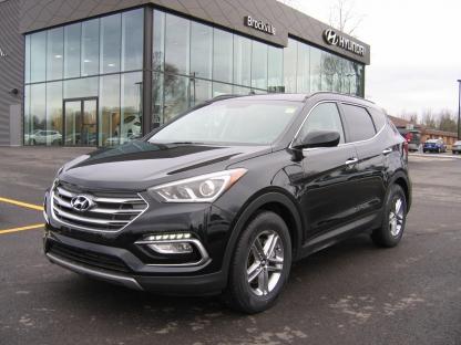 2018 Hyundai Santa Fe Sport AWD at Brockville Hyundai in Brockville, Ontario